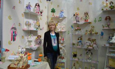 Хабаровчанка Ольга Иванисова - мастер авторской текстильной игрушки