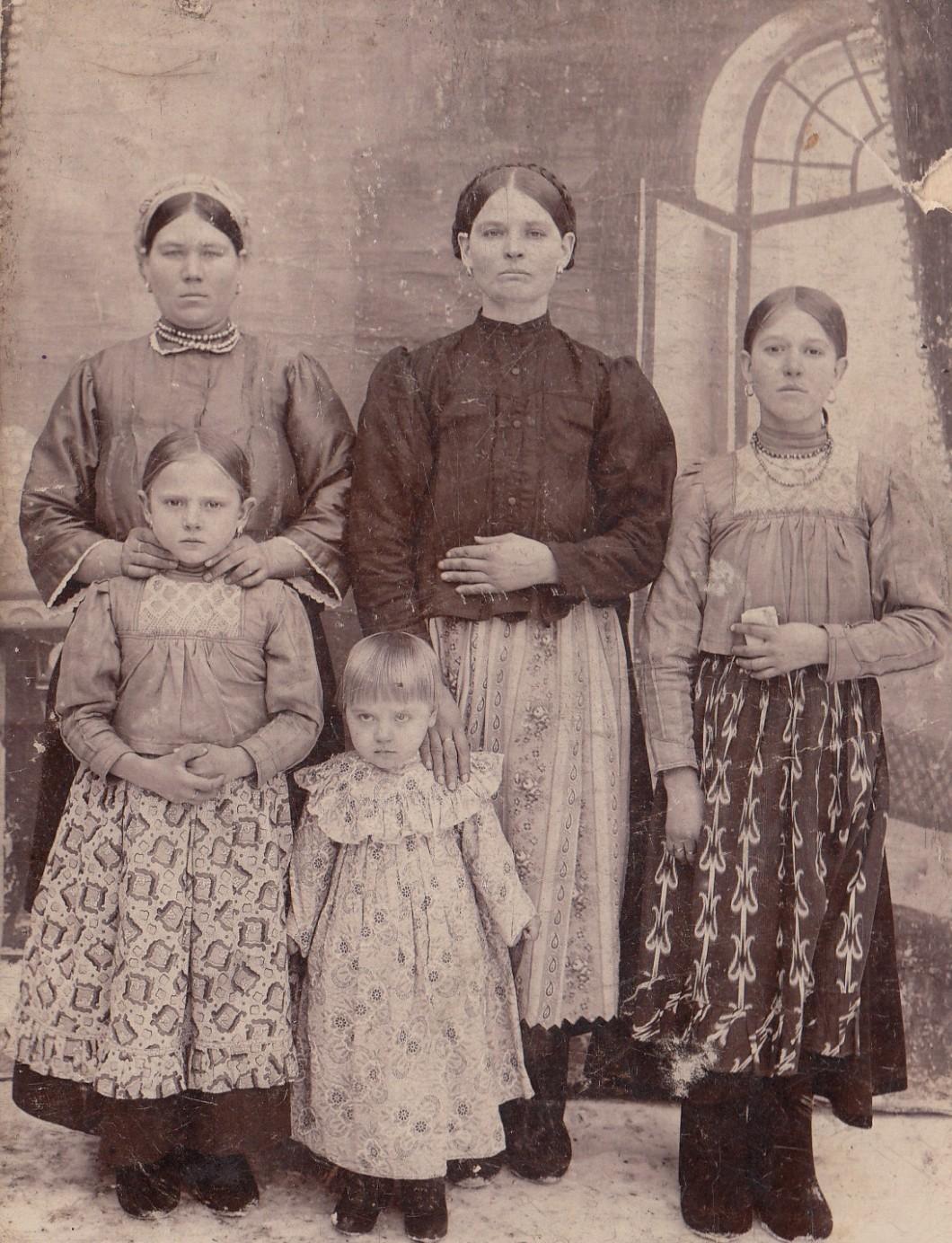 Тайны старинных фотографий