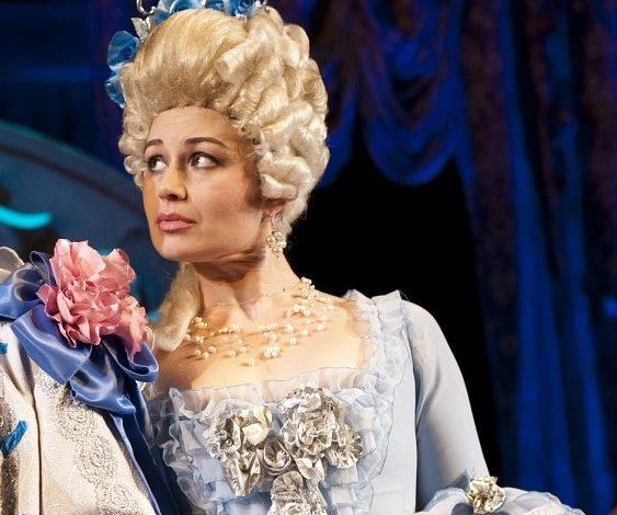 Женитьба Фигаро (18+). 25 марта, 18-30. Театр драмы.