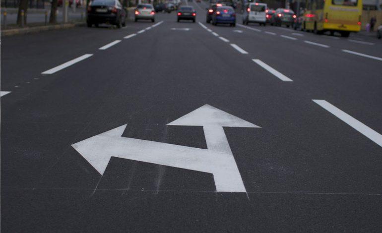 Проблемы с  разметкой на ул. Павла Морозова: верните поворот налево