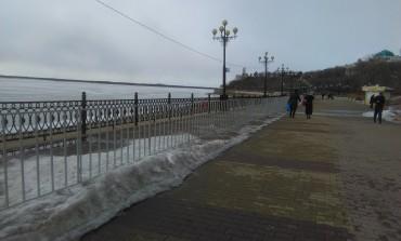 Реконструкция набережной Хабаровска: громадьё планов и остаточный принцип