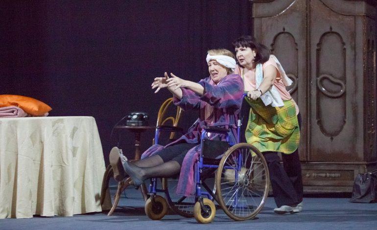 «Мои отчаянные тётки» – премьера в Хабаровском театре драмы