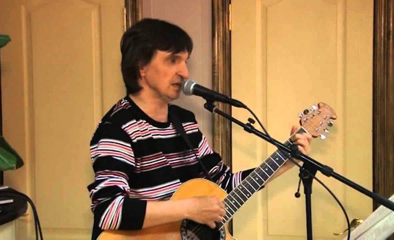 Бард Андрей Земсков (12+), 8 апреля, библиотека им. Гайдара, 19-00