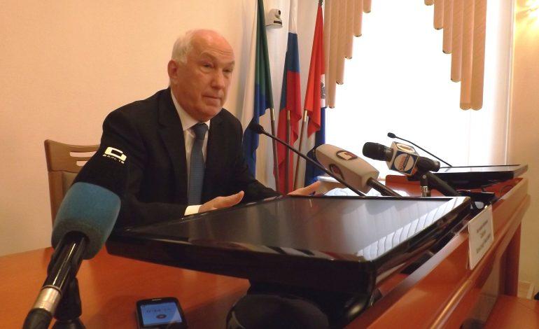 Мэр Соколов передумал ехать депутатом в Москву