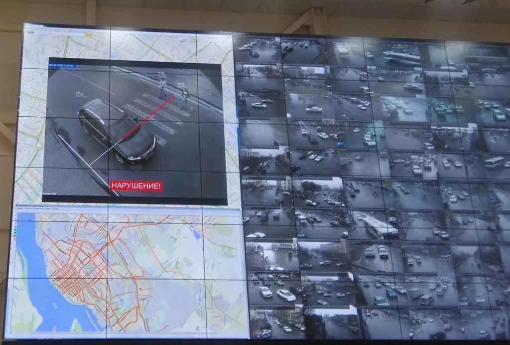 Более 5 тысяч видеокамер наблюдают за хабаровчанами