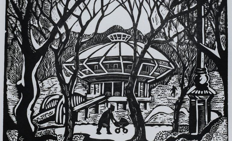 Выставка Сергея Толмачева «Ступени» (0+), 8 апреля, Выставочный зал Дома народного творчества