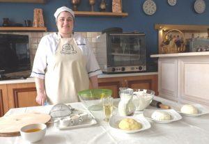 Мастер-класс по выпечке пирогов от повара Алины