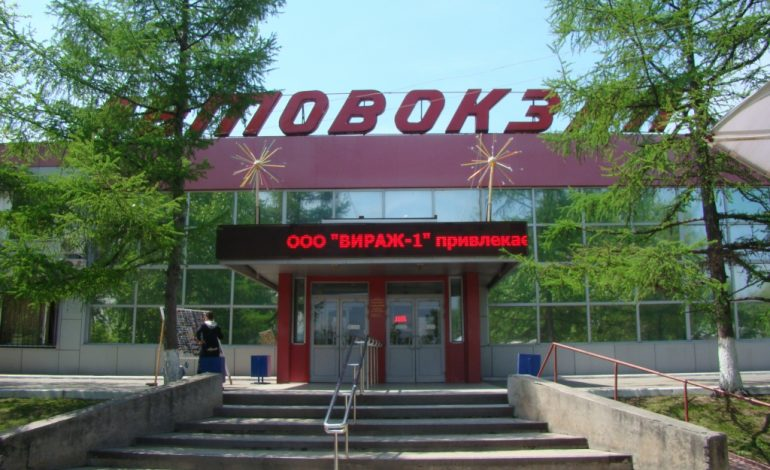 Хабаровский автовокзал закрылся от такси