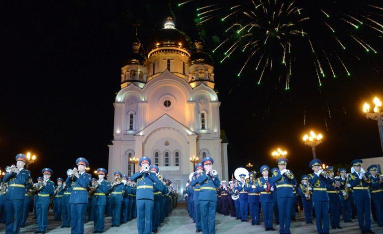 «Амурские волны» открываются сегодня в Хабаровске