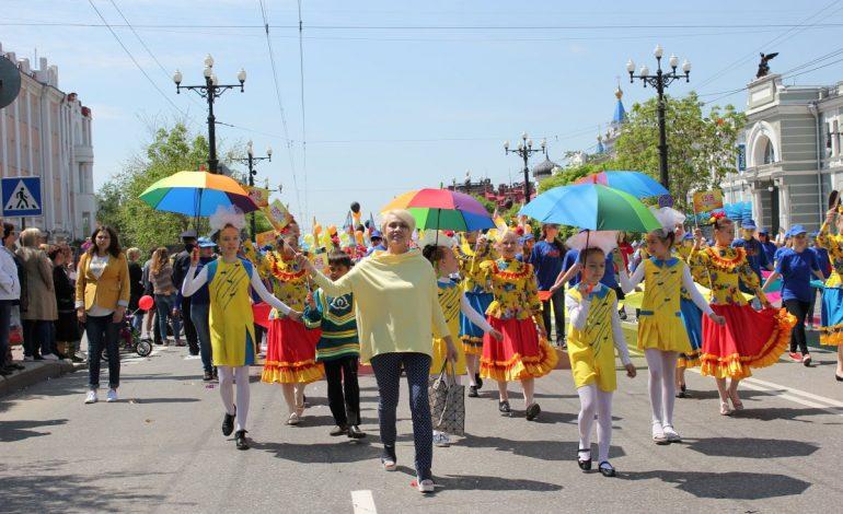 День города в Хабаровске 2018: афиша мероприятий