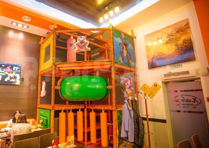 детское кафе игровой комнатой хлебное место