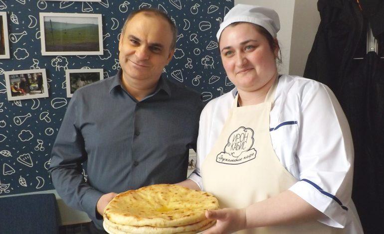 Пироги – душа Осетии. И успешный бизнес в Хабаровске