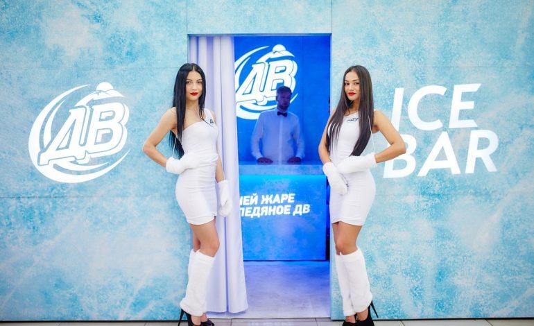 «Ледяной» бар открылся в Хабаровске