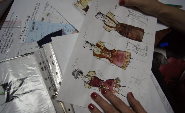 В Хабаровске работает уникальная студия вышивки и стильной униформы