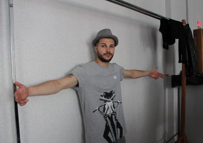 Хабаровчанин Максим Серецкий: из жесткого кик-бокса в уличные танцы
