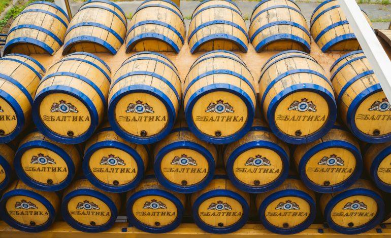 """Акция """"Открытые пивоварни"""" – экскурсия на завод «Балтика-Хабаровск», (18+), 11 июня, автовокзал, 11-30 и 13-45"""