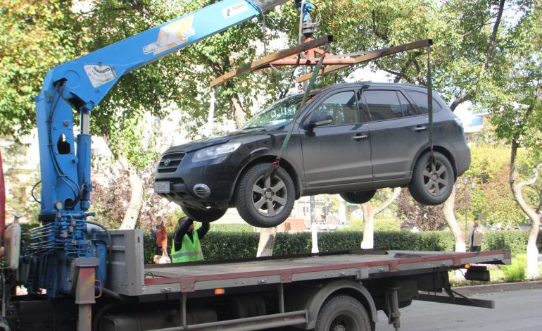 С 1 сентября можно будет оплатить штраф-стоянку и после возвращения автомобиля