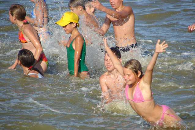Хабаровские школьники поедут в июле в Крым