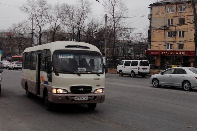 Пять маршрутов ликвидируют в Хабаровске этой зимой