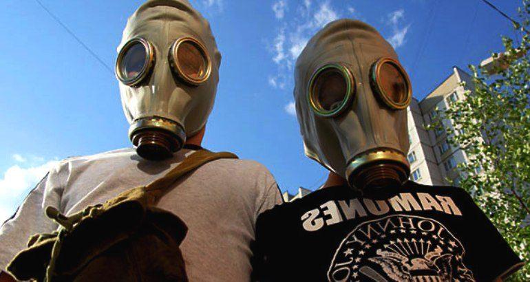 Хабаровчан преследует запах газа