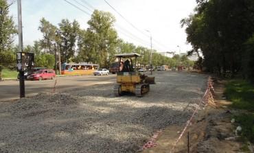 Восемь остановок перенесут при ремонте ул. Краснореченской