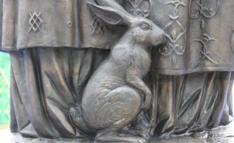 В Хабаровске появился заяц, исполняющий заветные мечты