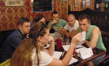 Хабаровские интеллектуалы соревнуются в пабе
