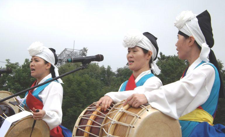 Фестиваль корейской культуры прошел в Хабаровске