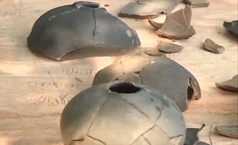 Находка археологов Приморья: и 800 лет назад водку пили