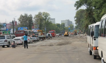На ремонт дорог Хабаровска властям придется брать кредиты