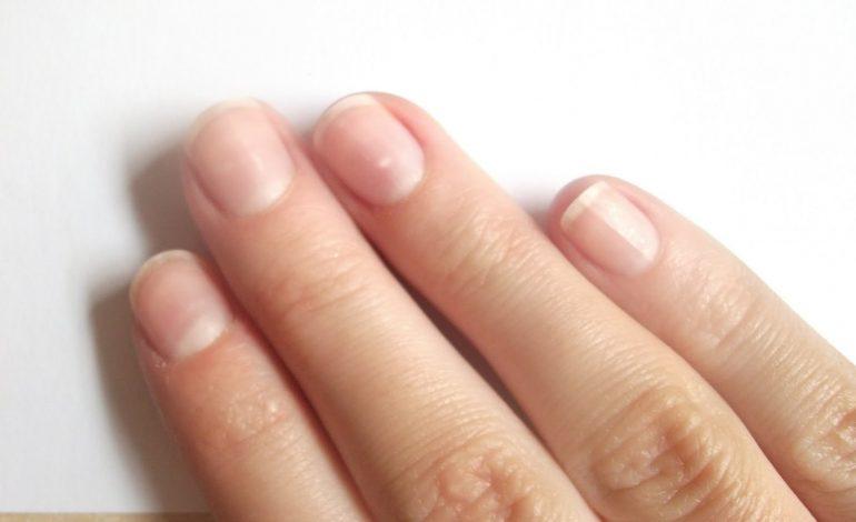 Думать о красе ногтей