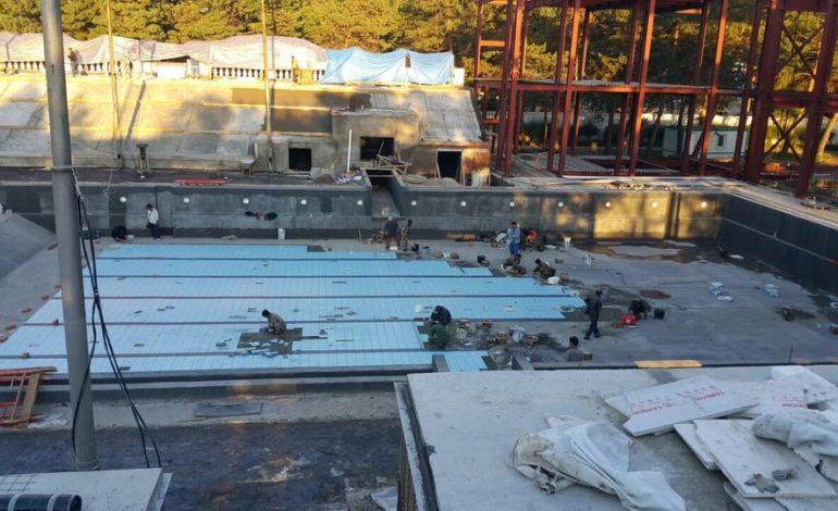 Открытый бассейн после реконструкции обретет новое имя