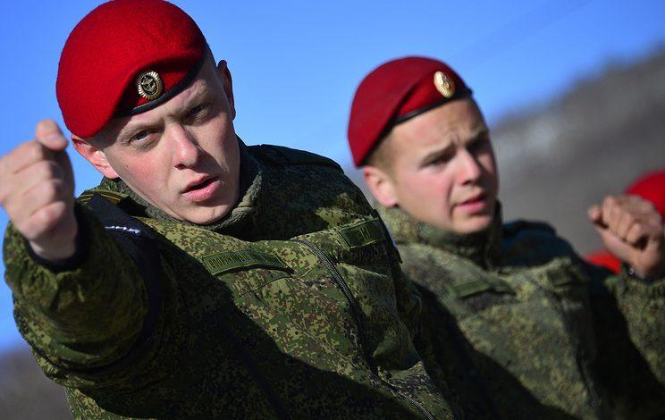 Военная полиция в Хабаровском крае переведена в боевую готовность