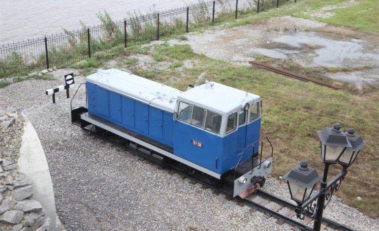 Новый экспонат появился в хабаровском Музее истории Амурского моста