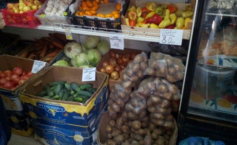 Приобрести картофель в Хабаровске можно еще по ценам прошлого года