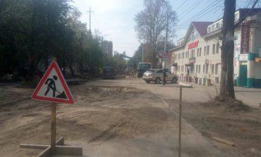 Ремонт теплотрассы на улице Кубяка завершен