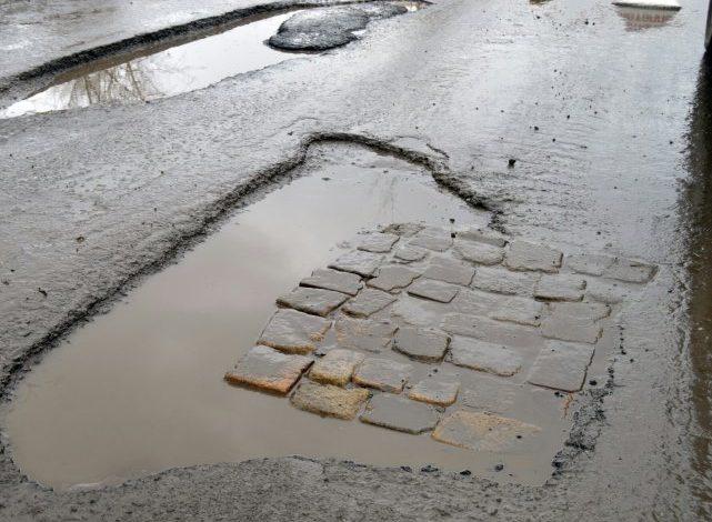 В ГАИ назвали самые аварийные дороги Хабаровска