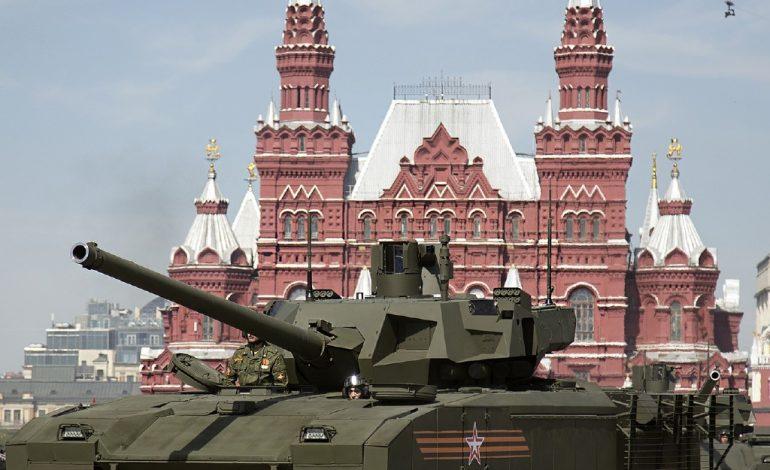 НАТО обеспокоено модернизацией российской армии