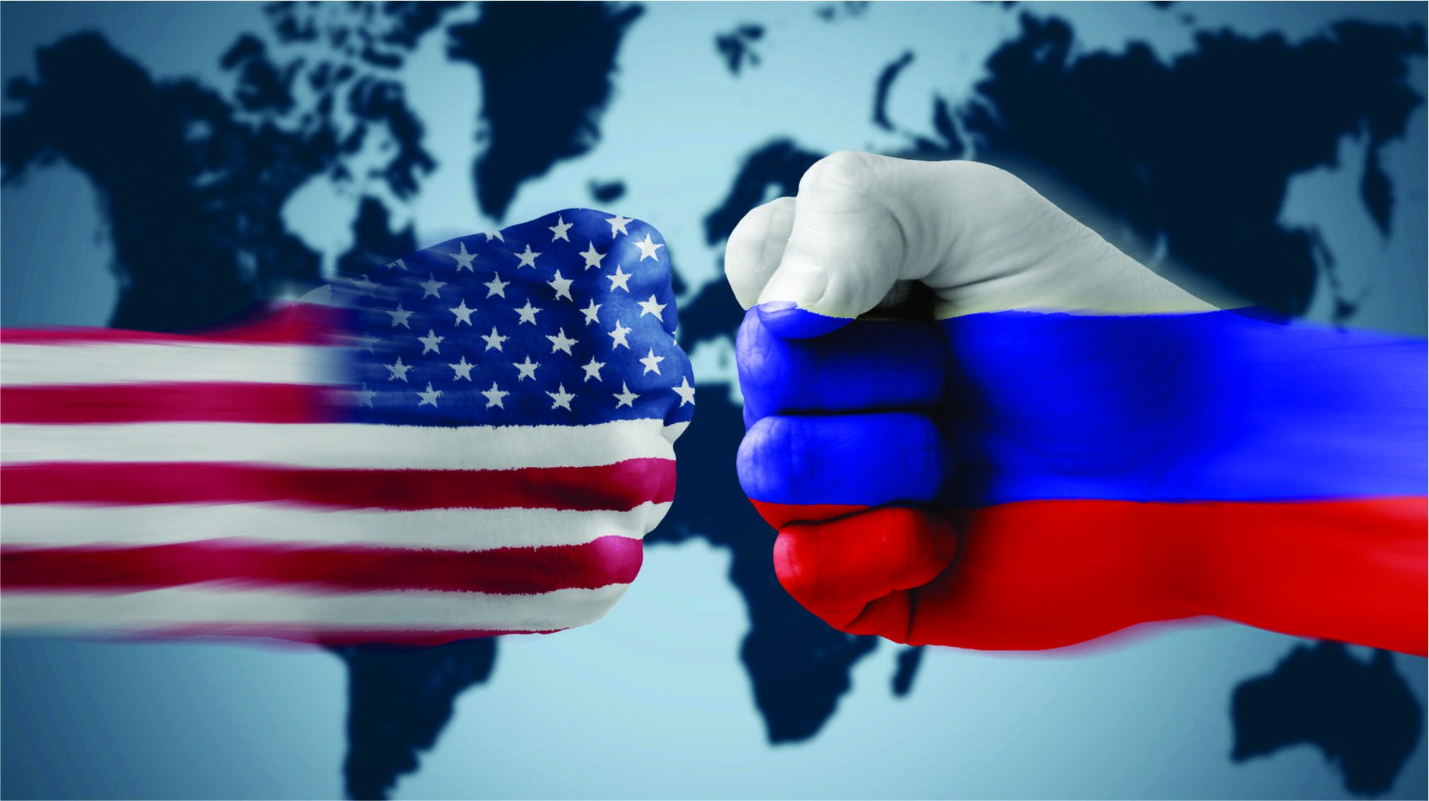 Россия на мировой арене играет в шахматы, а США – в шашки