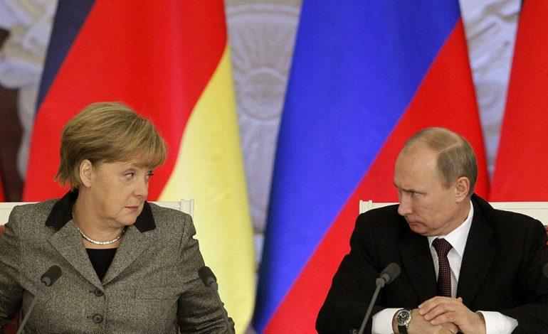 Германия введет новые санкции против России из-за Сирии