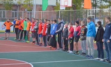 Первое спортивное соревнование прошло в обновленном парке Дома офицеров Хабаровска (ФОТО)