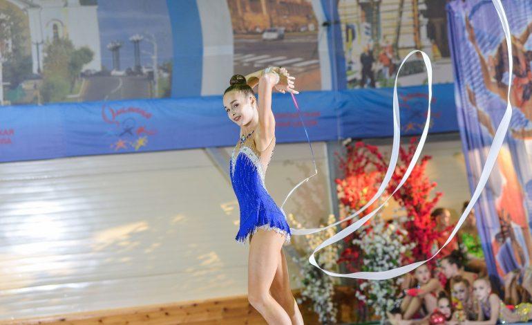 Розыгрыш Кубка по художественной гимнастике собрал в Хабаровске 150 спортсменок со всего края (ФОТО; ВИДЕО)