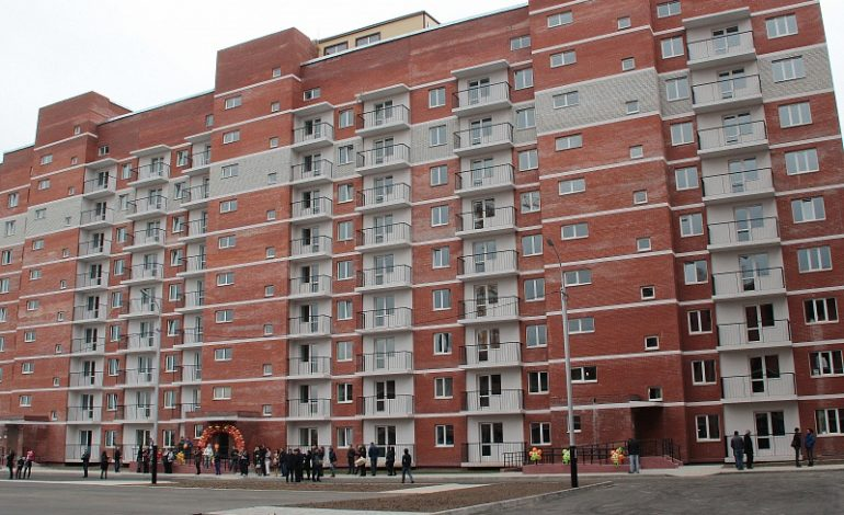 В Хабаровске введен в строй первый дом жилого комплекса «Восточный» (ФОТО)