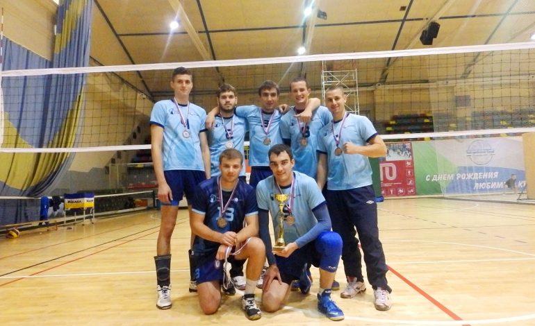 Хабаровчане заняли третье место в Дальневосточном турнире по волейболу