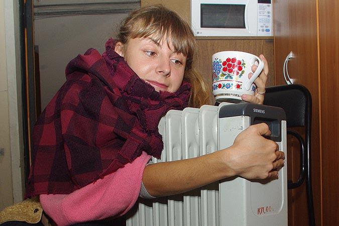 Тепло в дома хабаровчан придет только через десять дней