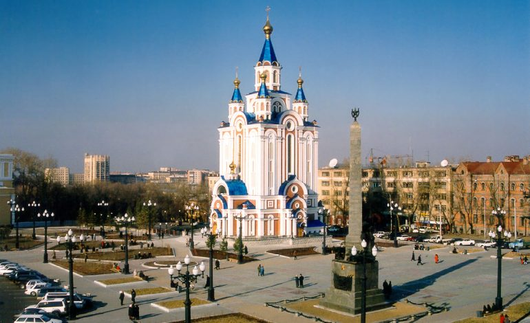 На предстоящих выходных в Хабаровске незначительно потеплеет