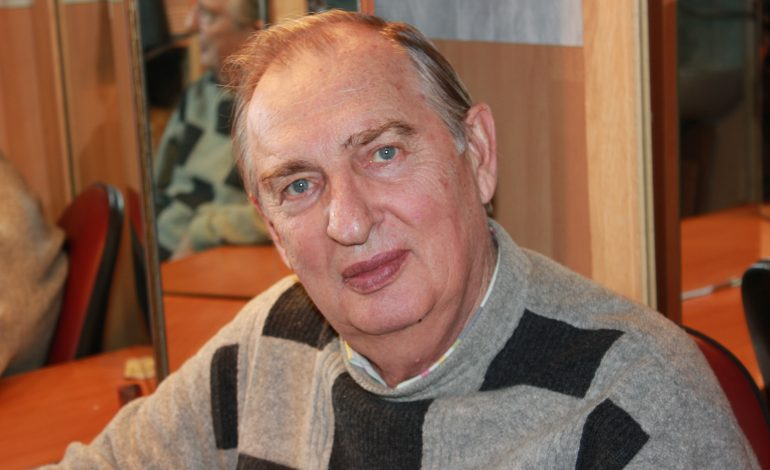 Хабаровский актер – Народный артист РФ Сергей Лычёв