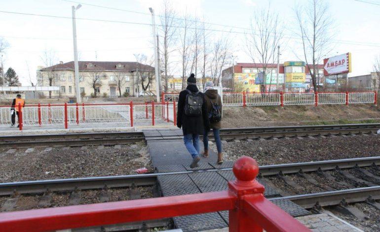 Пять новых переходов через железнодорожные пути откроются в Хабаровске до конца года