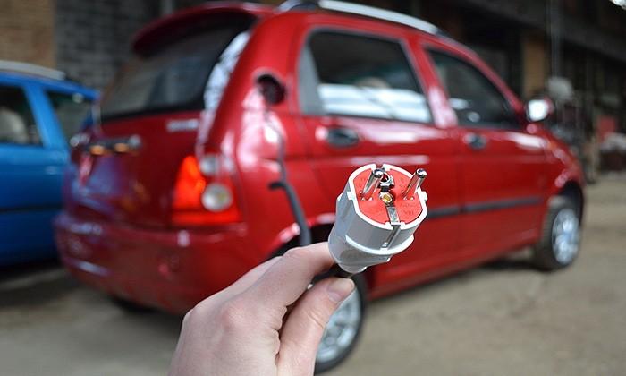 В Хабаровске негде зарядить электромобиль