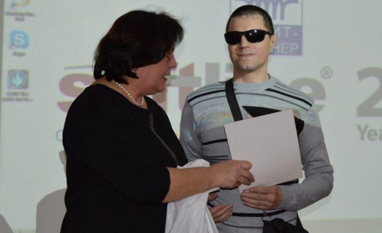 В Хабаровске подвели итоги конкурса незрячих пользователей компьютера (ВИДЕО)